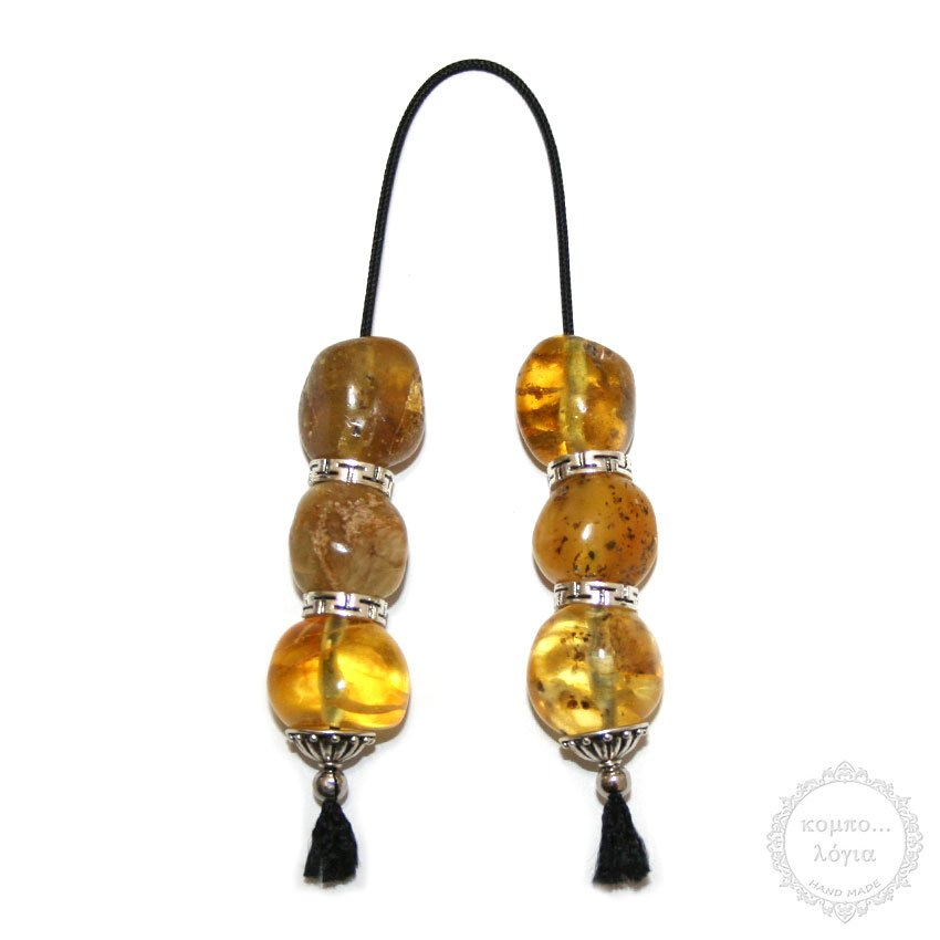 Baltic Amber begleri stones
