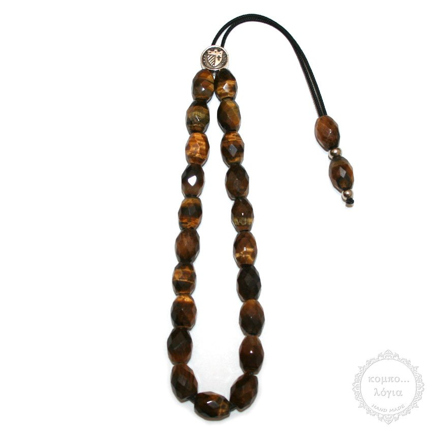 tiger eye komboloi